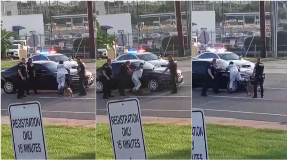 Missouri cops who let dog bite Black man being investigated