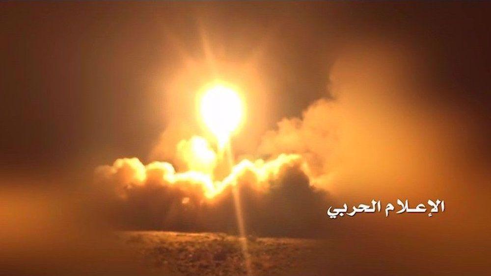Yemeni army target arms depots of Saudi mercenaries in Ma'rib