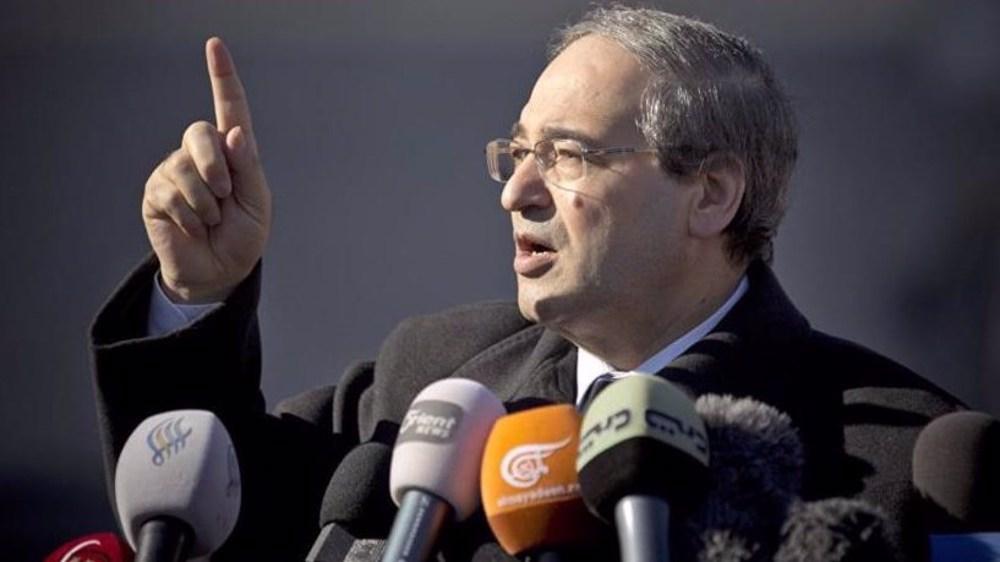 Syria says not afraid of Israel, welcomes closer Iran-Arab ties