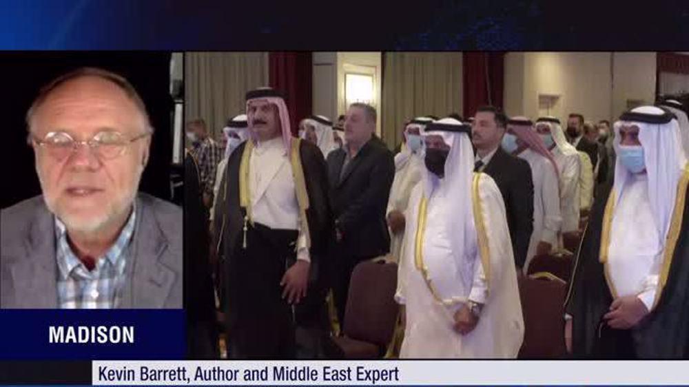 Erbil controversial conference