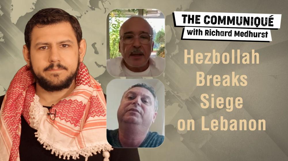 Hezbollah breaks siege on Lebanon