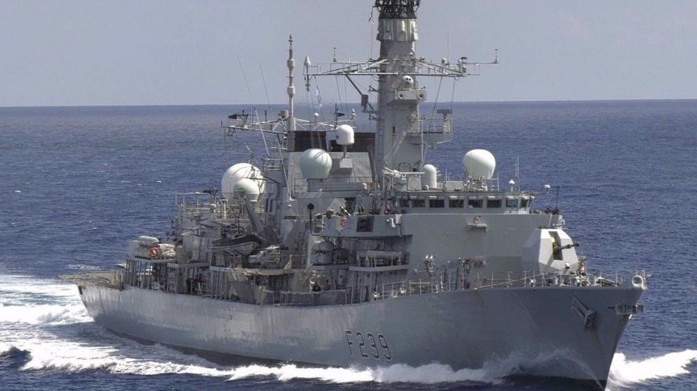 'Evilintentions': China condemns UK after warship sails through Taiwan Strait