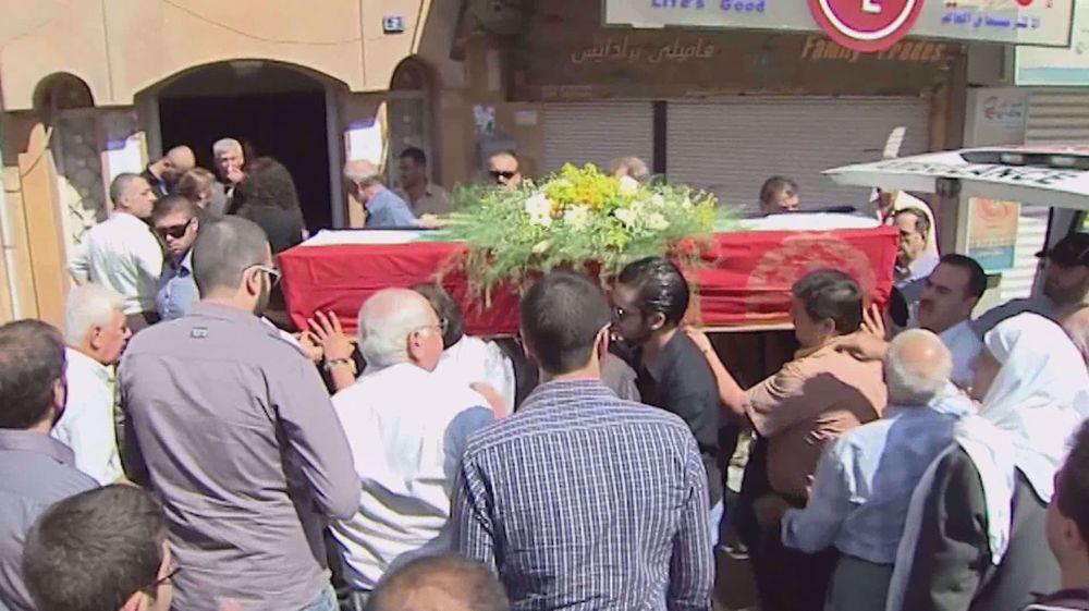 Press TV's Maya Nasser alive in memories 9 years after his martyrdom