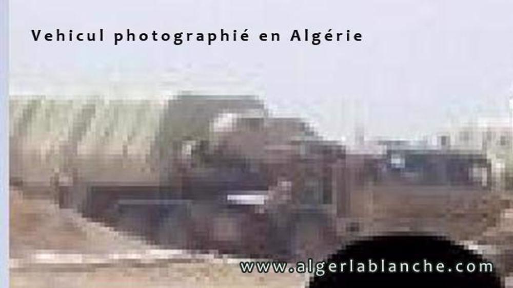 Missiles iraniens en Algérie?