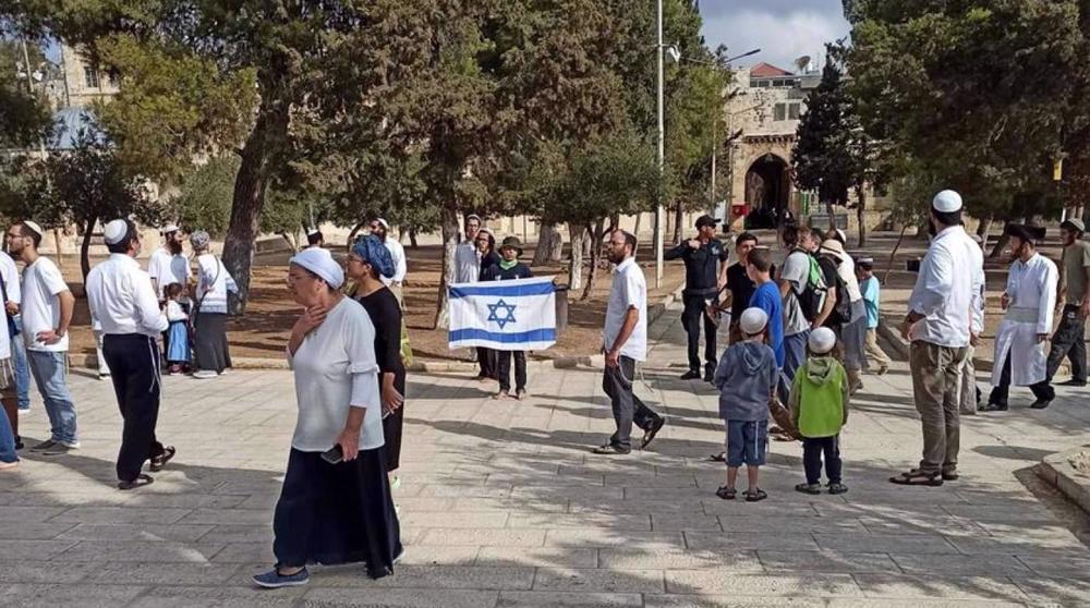 Jordan denounces Israel's repeated aggression on al-Aqsa Mosque