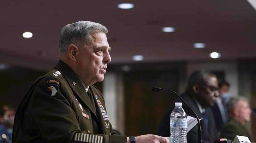 20-year Afghan war a 'strategic failure': US Joint Chiefs chairman