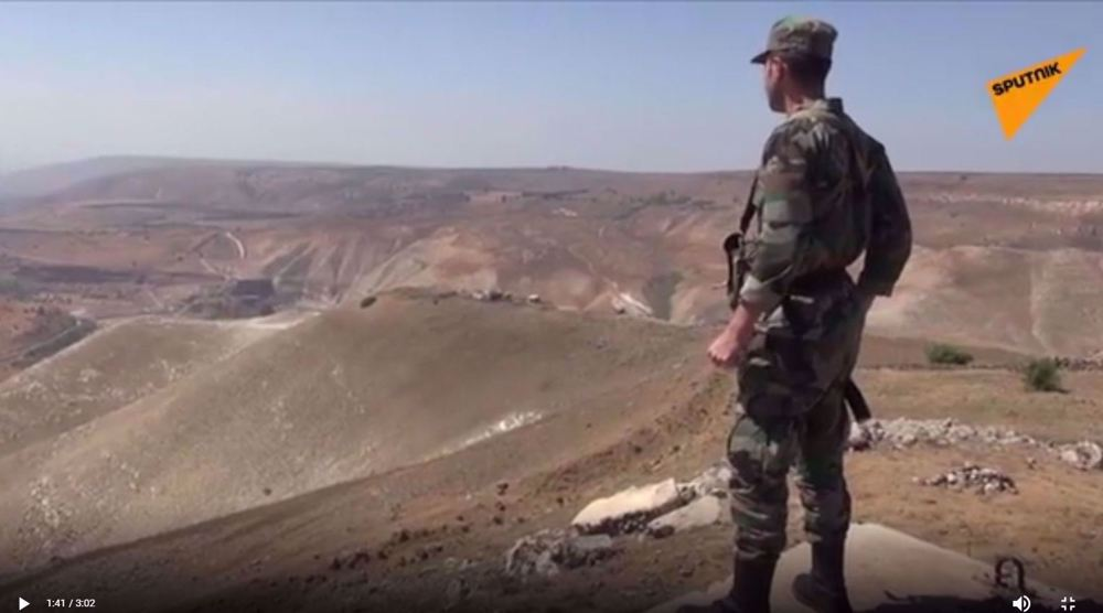 "Golan : la Revanche ""syrienne""!"