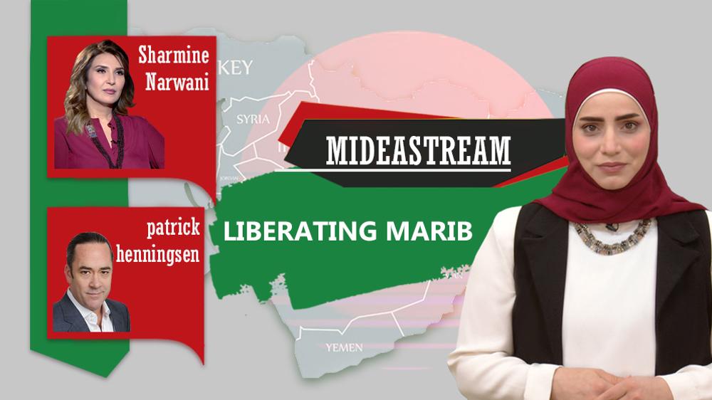 Liberating Marib