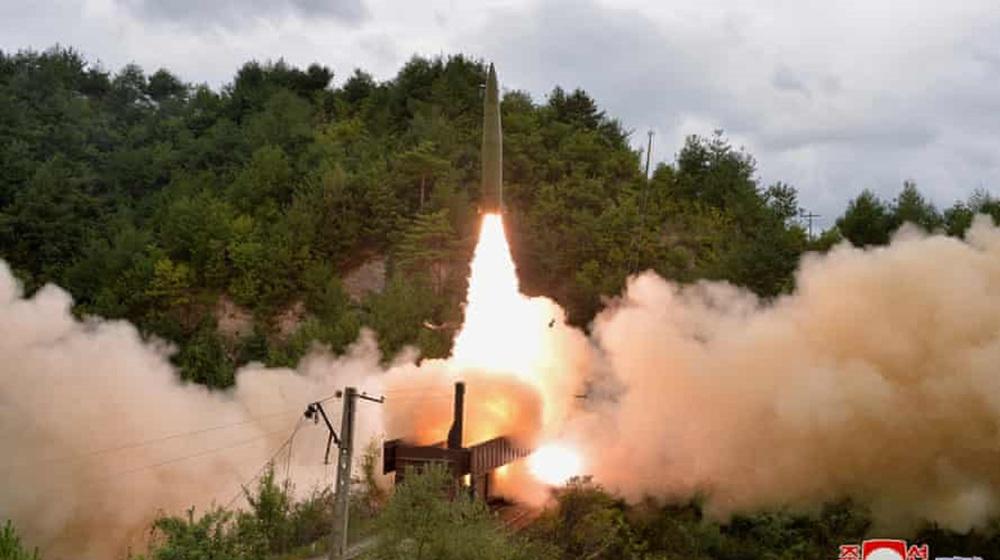 Kim à l'heure de l'hypersonique!