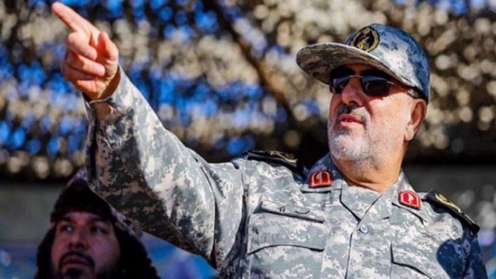 L'ultimatum du CGRI à Bagdad