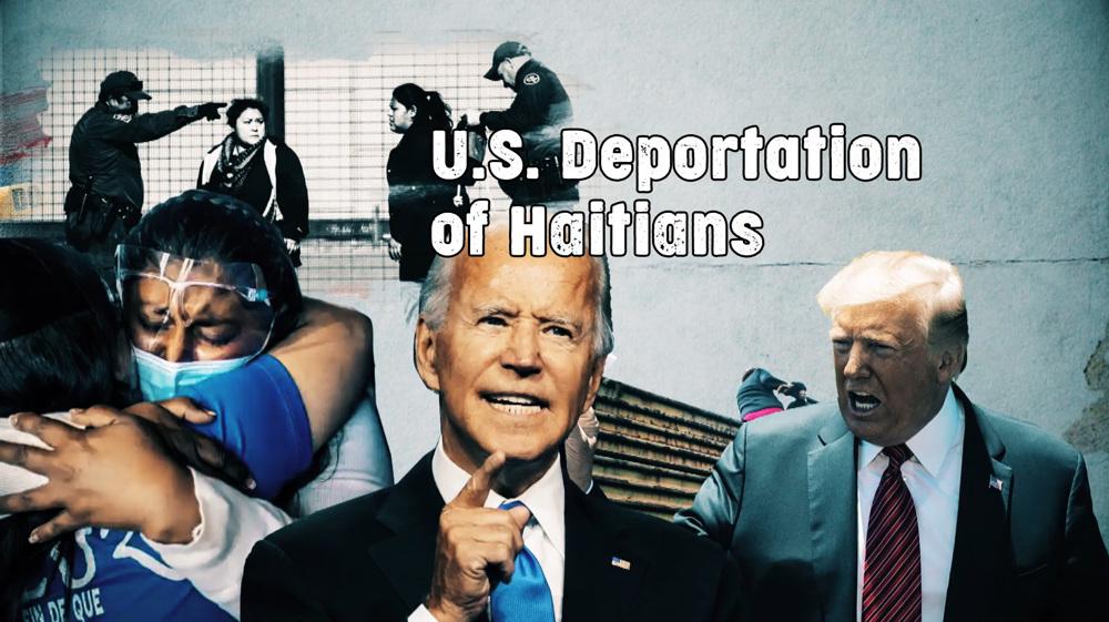 US deportation of Haitians