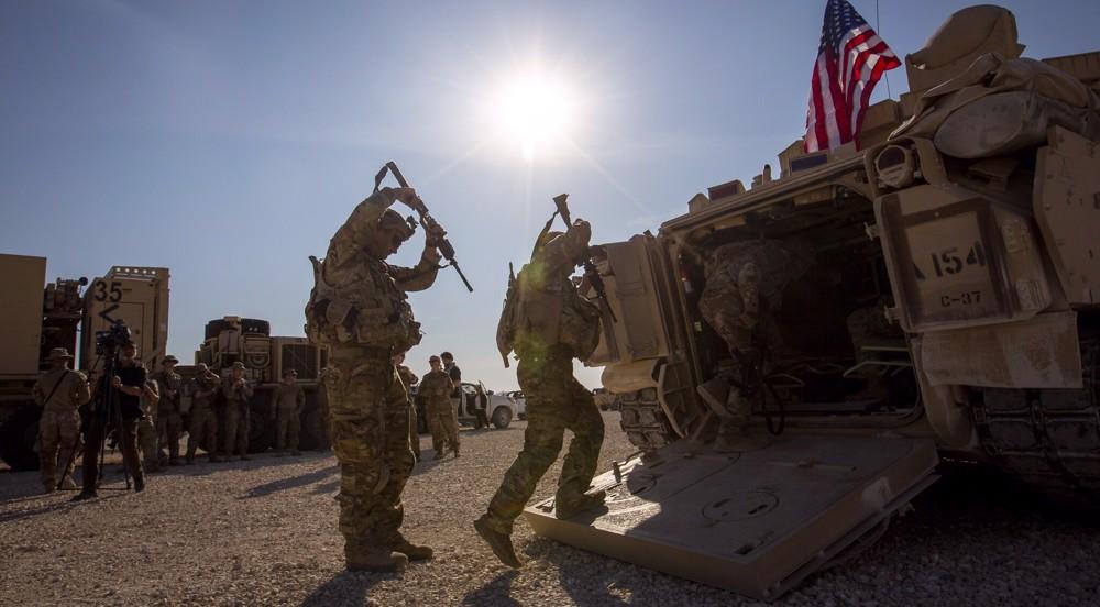 Syrie: la base US frappée