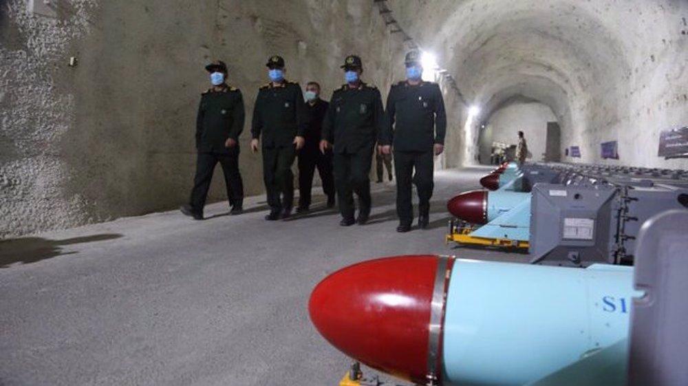 "Missiles ""sous-marins"" contre Israël!"