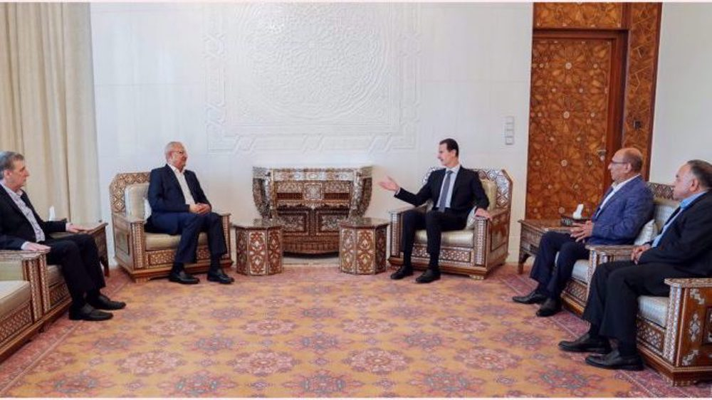 Syrians will overcome aggression forces' economic war: Assad