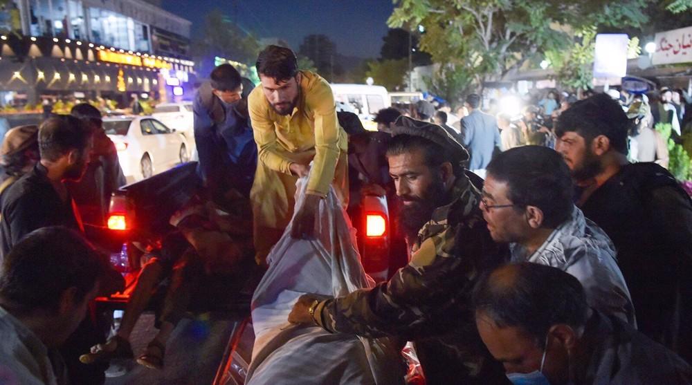 Is terrorist group Daesh-K an American 'tool'?