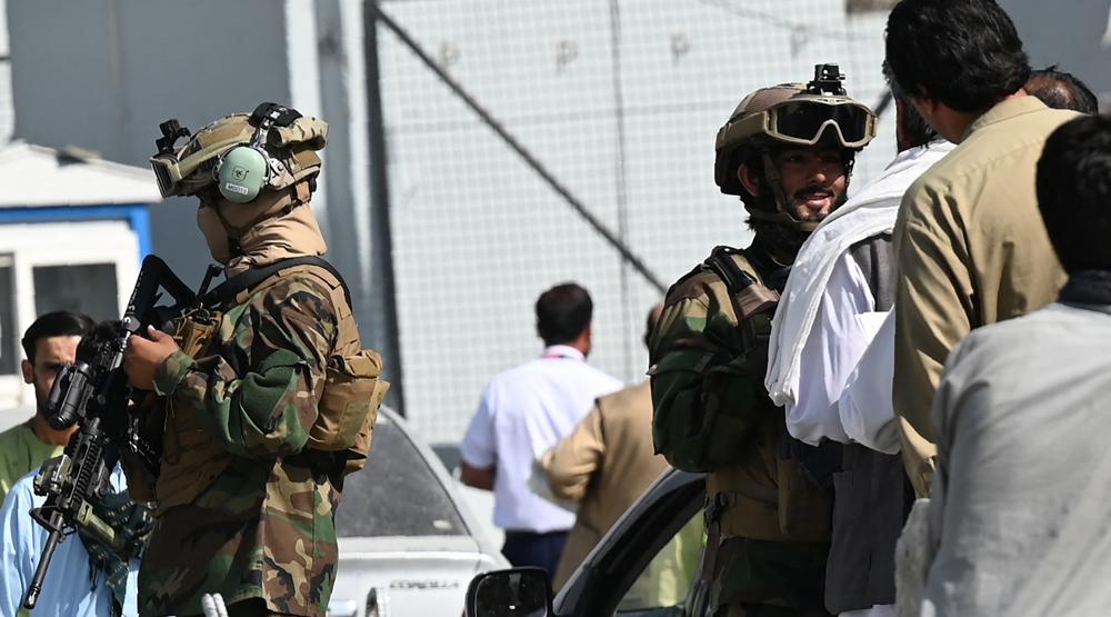 Taliban celebratory gunfire kills 17 in Kabul