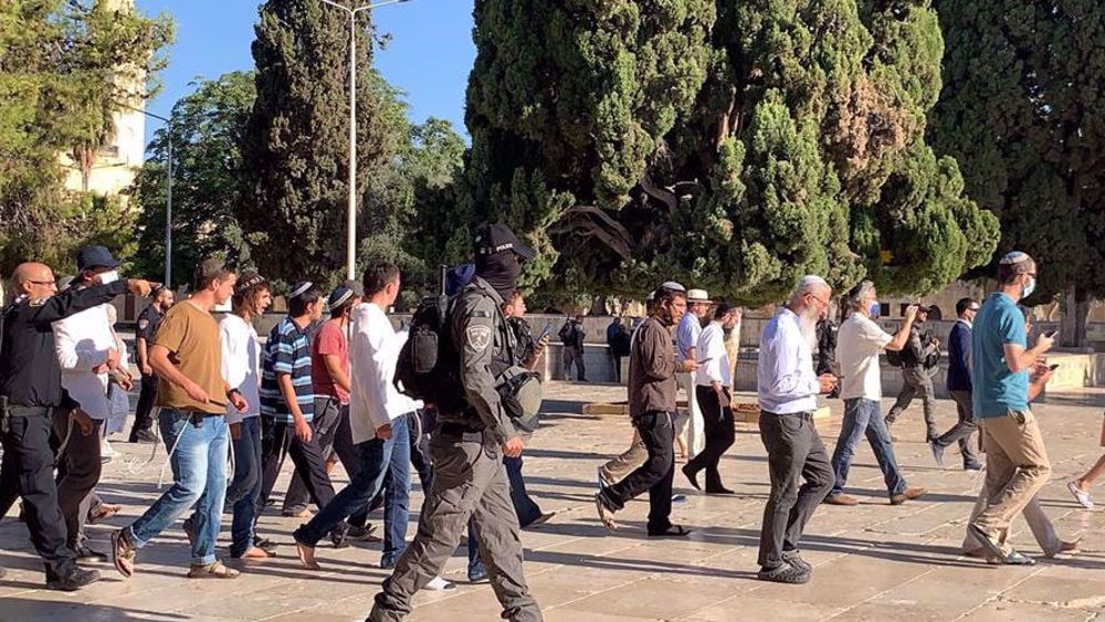 Hamas urges for 'days of anger' protests to protect al-Aqsa if settlers do aggressive practices