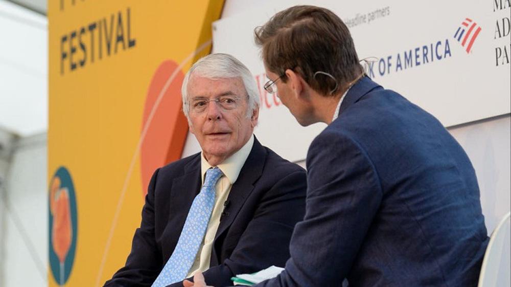 Britain's ex-PM John Major blasts UK's Afghanistan withdrawal as 'very stupid'