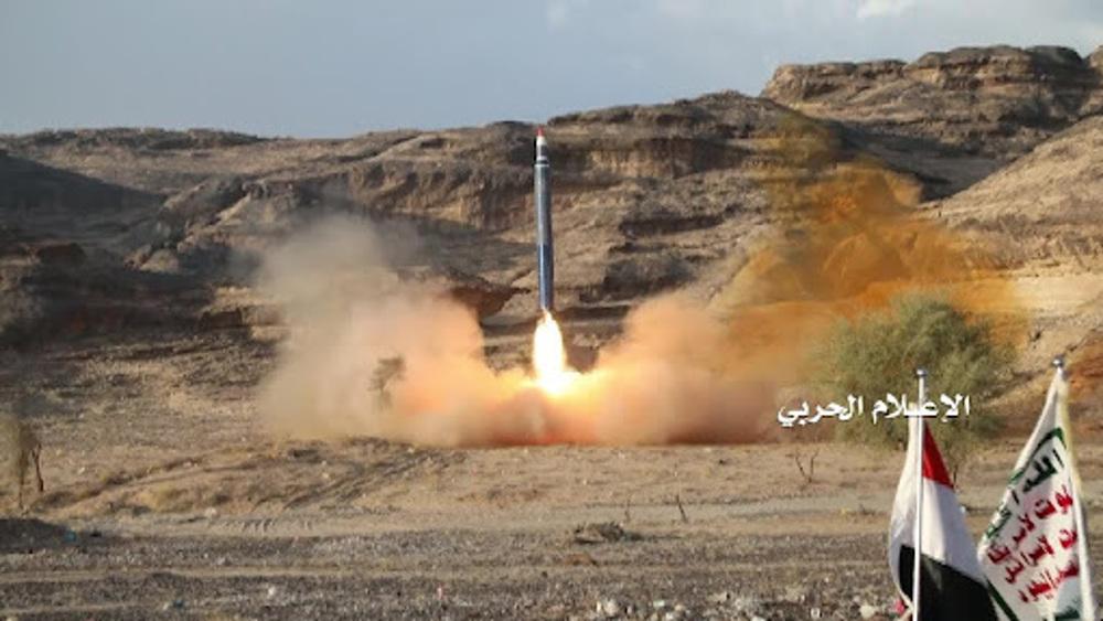 Yemenis launch retaliatory missile, drone strikes on Saudi Arabia