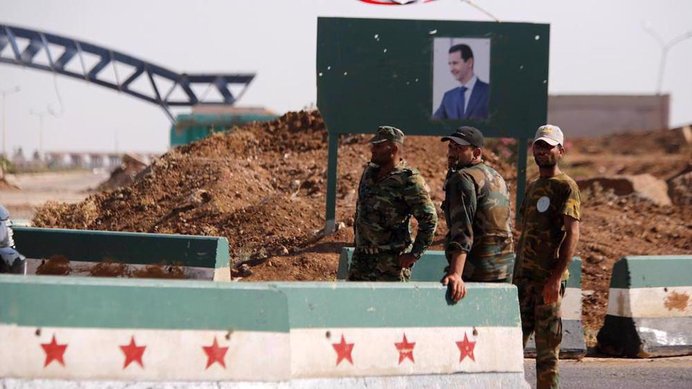 Syria resumes pounding militants' positions in Dara'a after deal fails