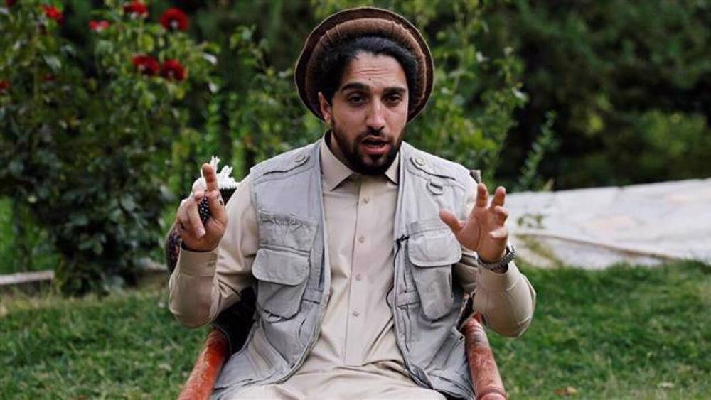 Anti-Taliban resistance leader calls for 'national uprising' in Afghanistan