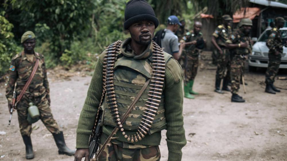 In DR Congo, militants raid villages and kill civilians