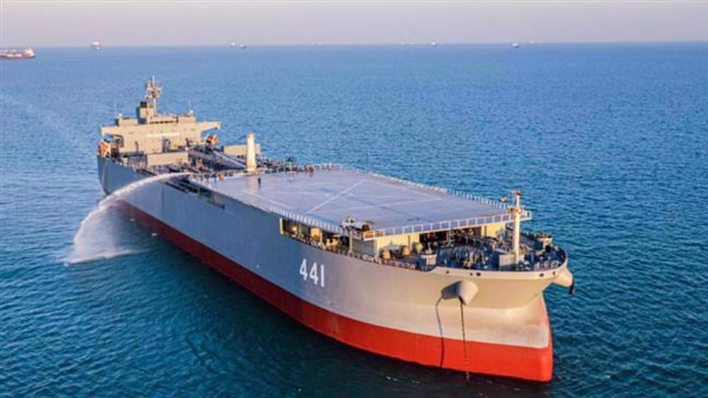 Iran: nouvelles missions en haute mer?