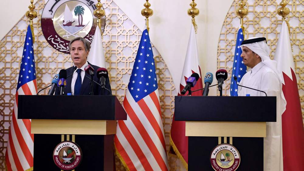 Taliban not blocking departure for Americans and visa holders: Blinken