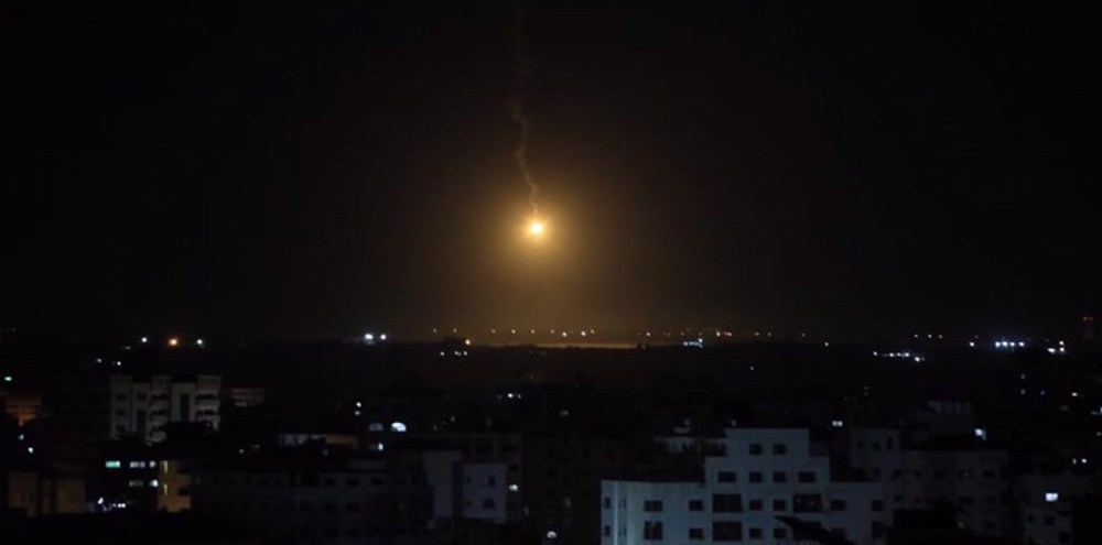 Echo from Israeli strikes cause 'entire Gaza to tremble'