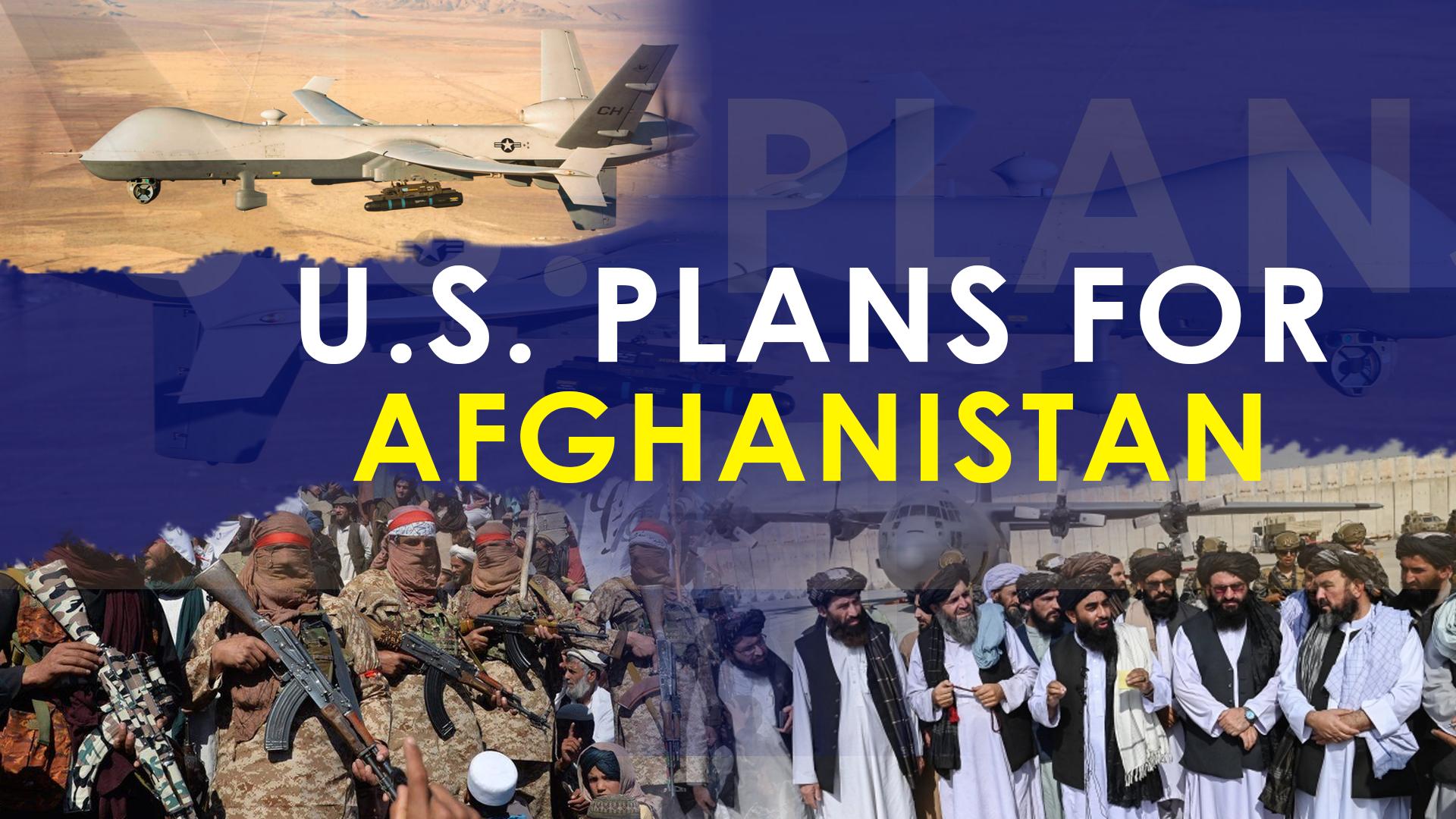 US return to Afghanistan: military air strikes