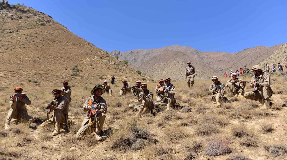 Anti-Taliban force vows to fight 'illegitimate' government in Afghanistan