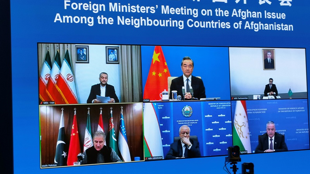 Afghanistan neighbors discuss how to achieve lasting peace at virtual summit