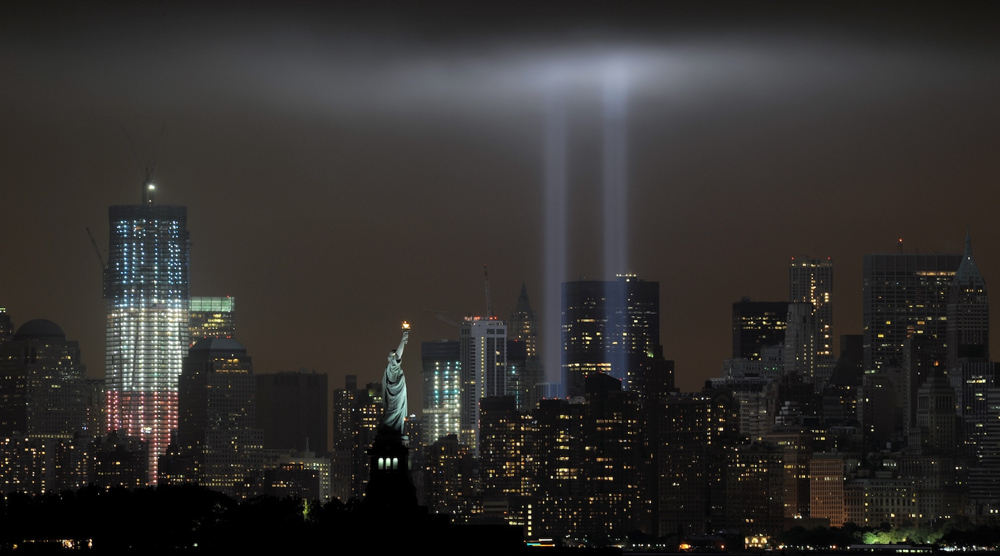 Most of Americans believe 9/11 changed US for worse