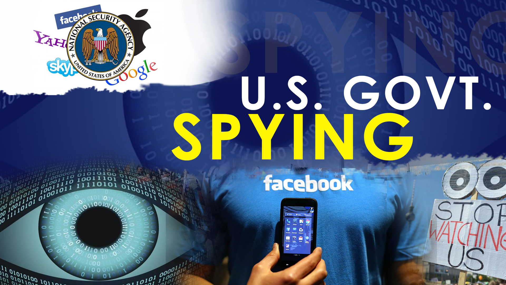 Americans are tired of being spied on