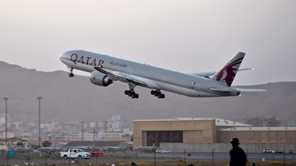 Qatari official: Kabul airport 90% operational after chaotic US evacuation