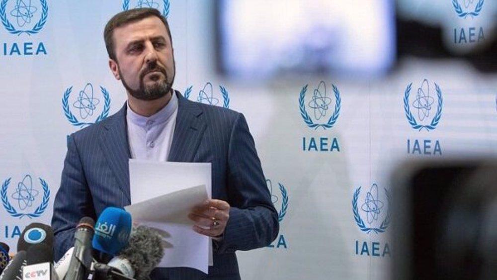 Iran envoy: Any counterproductive action by IAEA's board disrupts talks on JCPOA revival