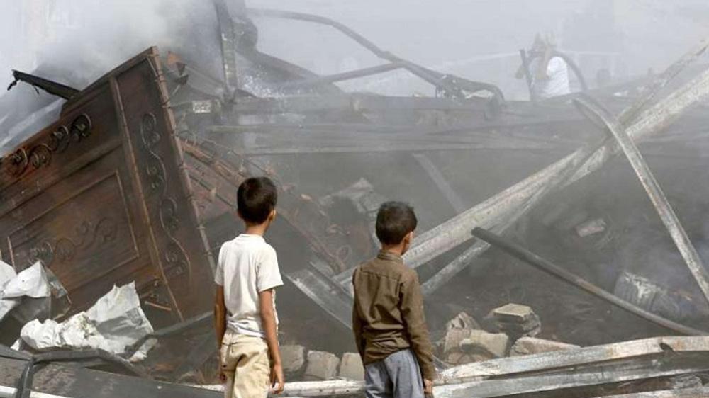 Saudi-led air raids on Yemen caused more than 18,000 civilian casualties since 2015: UN