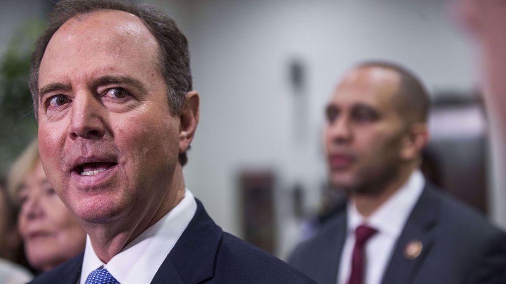 Schiff: Amazon, Facebook profiting from vaccine misinformation