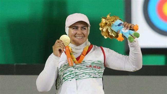 Nemati named Rio Paralympics 2nd-best archer