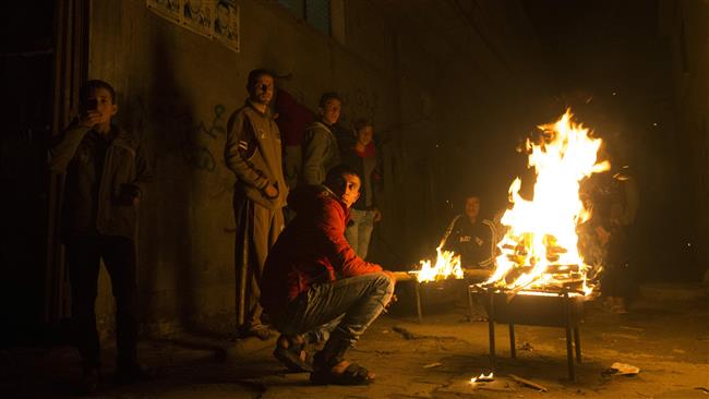 Gazans grapple with lengthy power outages