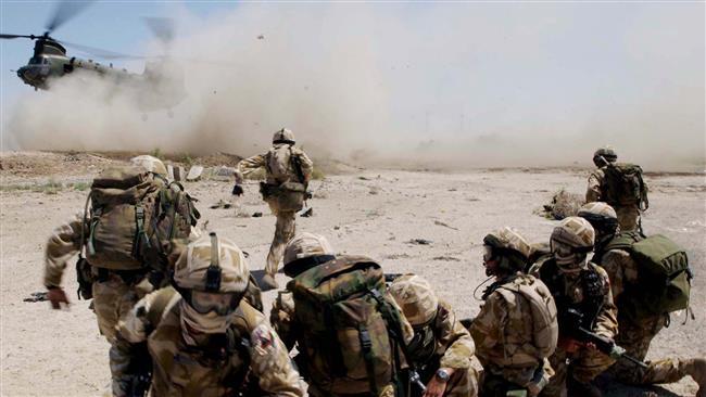 'UK, US seek to destroy anti-Israel Mideast states'