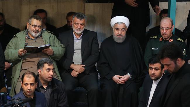 Iran's ex-president Ayatollah Rafsanjani laid to rest