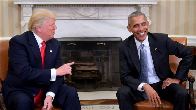 'Obama sanctions seek to ruin Trump-Putin ties'