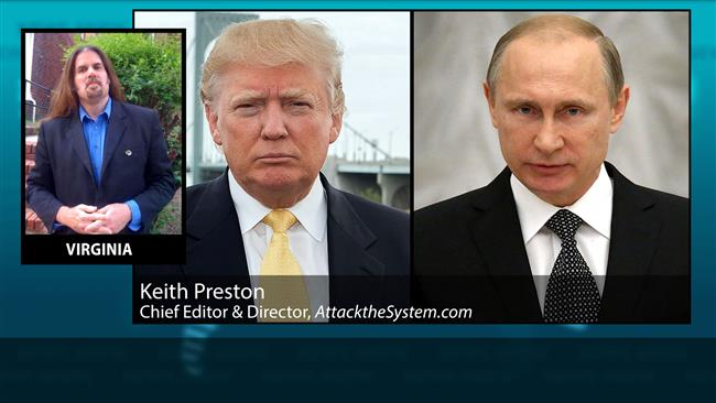 US intel services want 'friction' with Russia
