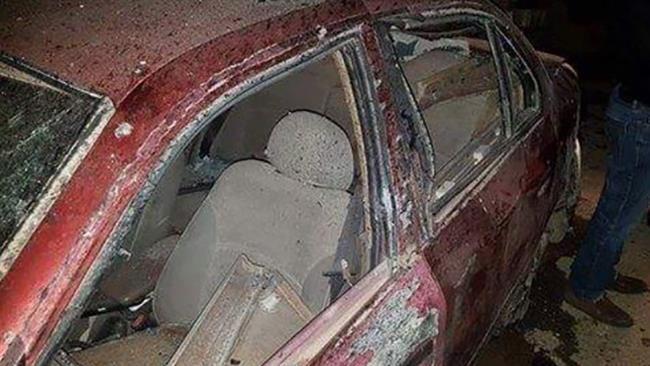 8 dead as powerful blast rocks Damascus