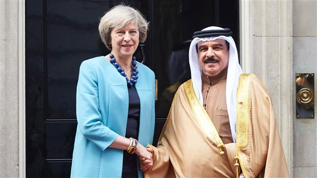 'West ignoring rights violations in Bahrain'