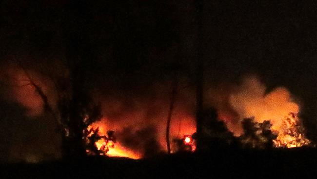 Israeli attack on Syria airport 'declaration of war'