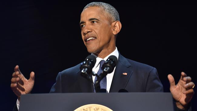 Obama to Trump: Anything you say can start wars