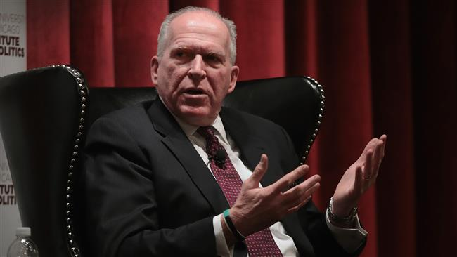 CIA chief warns Trump to watch what he says