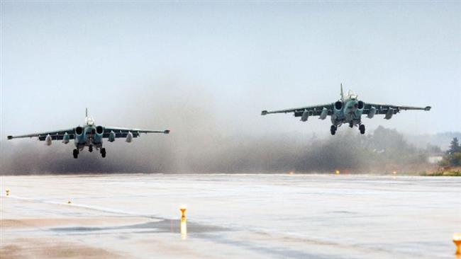 Russia says Turkey joins raids on Daesh in Syria
